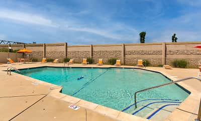 Pool, Sterling Commons Townhouse Apartments, 0