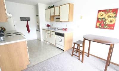 Kitchen, Ashley Village, 2
