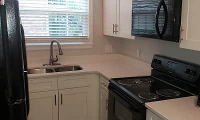 Kitchen, Riviera Parkway, 1