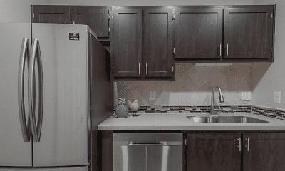 Kitchen, Oswego Cove, 0