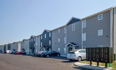 Building, Baldwin Heights, 2