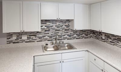 Kitchen, Crescent Place, 0
