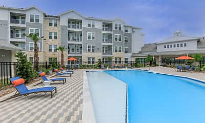 Pool, The Retreat At Barbers Hill, 2