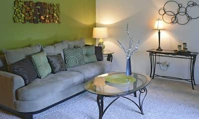 Living Room, Stoneledge Plantation, 1