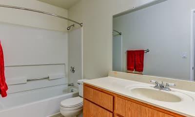 Bathroom, Mission Sierra, 2