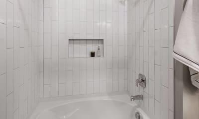 Bathroom, Roadrunner on McDowell, 2