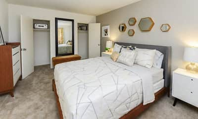Bedroom, Brookmont Apartment Homes, 0