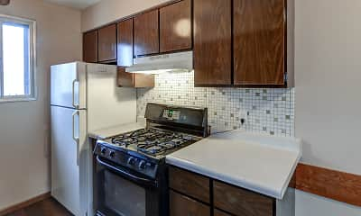Kitchen, Windsor Court Apartments, 0