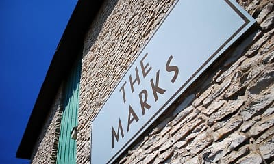 Community Signage, The Marks & The Embers, 0