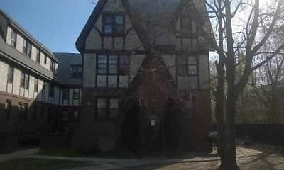 Building, Fairfield Tudor At Bay Shore, 1