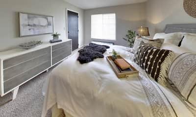 Bedroom, Hunter's Chase, 1