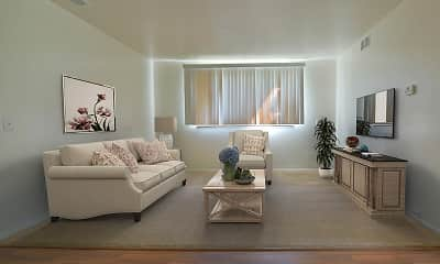 Living Room, Huntington Place, 0