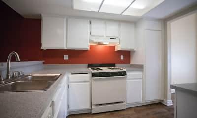 Kitchen, Lakeview Village, 0