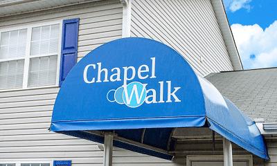 Community Signage, Chapel Walk, 0