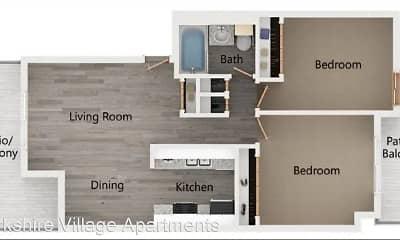 Berkshire Village Apartments, 0