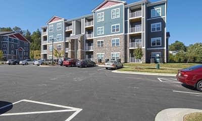 Building, 10 Newbridge Apartments, 1