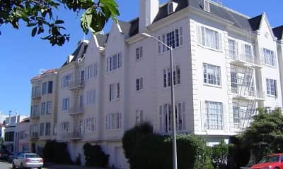 Building, Marina Pierce Apartments, 0