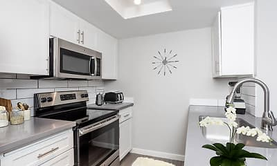 Kitchen, The Tides at Grand Terrace, 1