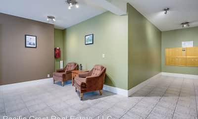 Living Room, Aloha House Apartments, 1