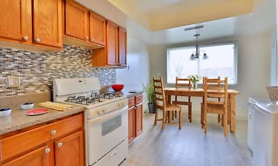 Kitchen, Westerlee Apartment Homes, 0