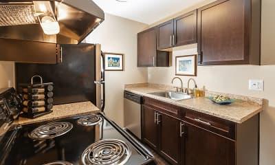 Kitchen, Callaway, 1
