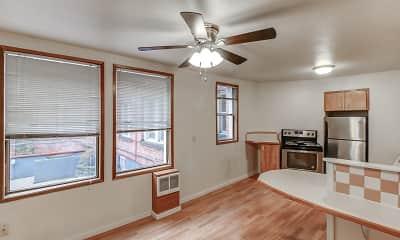Living Room, Abbottford, 1