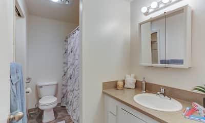 Bathroom, Meadow Ridge, 2