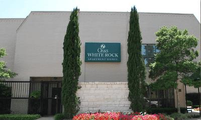 Community Signage, Oaks White Rock, 0