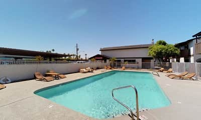 Pool, Prados Apartments at Arcadia, 0