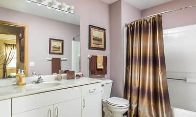Bathroom, Reserve at Eagle Ridge, 0