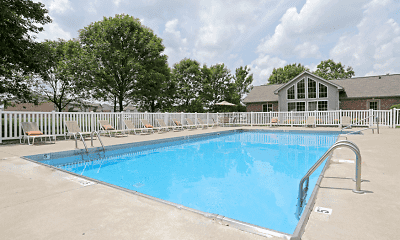 Pool, Knoxville Pointe Apartments, 1
