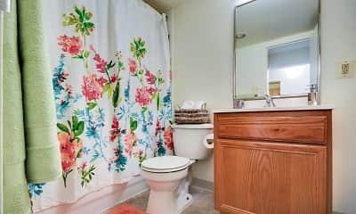 Bathroom, Edgewood Commons, 2