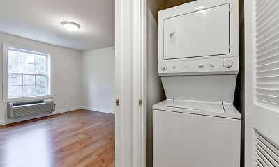 Storage Room, Orchard Street Apartments, 2