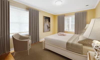Bedroom, Royal Pines At Marlboro, 1
