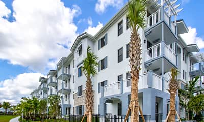 Building, Edge 75 Watermark Apartments, 1