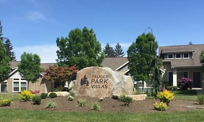 Community Signage, Yauger Park Villas, 0