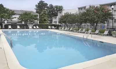 Pool, Austin Woods, 0