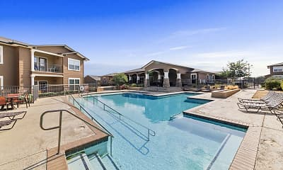 Pool, Compass Pointe, 2