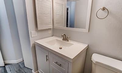 Bathroom, Royal Cove, 2