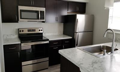 Kitchen, North Park Townhomes, 0