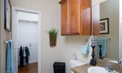 Bathroom, Aspen Heights, 2
