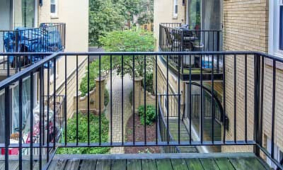 Patio / Deck, 7340 Hoyne, 2