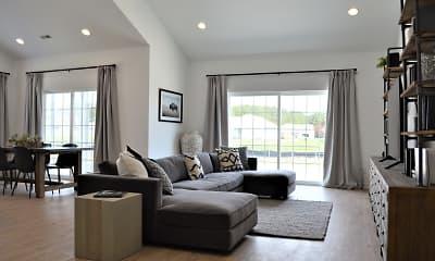 Living Room, Windstone Rental Homes, 1