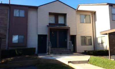 Building, Woodcrest Apartments - Southfield, 1