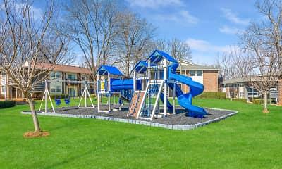 Playground, The Edge at NoDa, 2