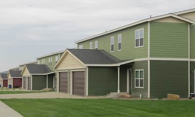 Building, Emerald Ridge Apartment and Townhomes, 1