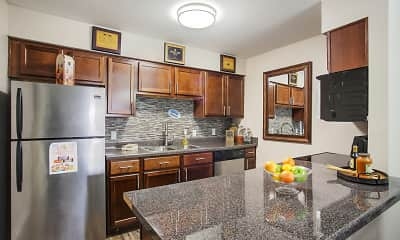 Kitchen, Emerald Pointe, 0