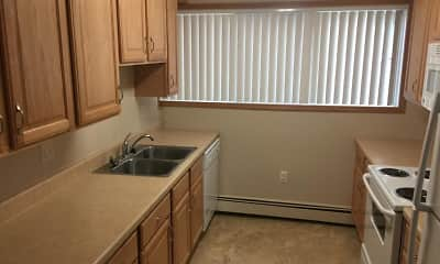 Kitchen, Town View Villas, 0