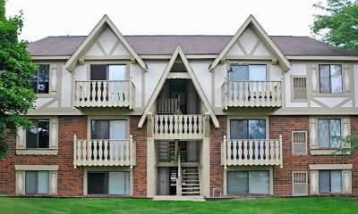Building, Fox Pointe Apartments, 1