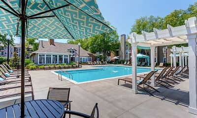 Pool, 1070 Main, 1